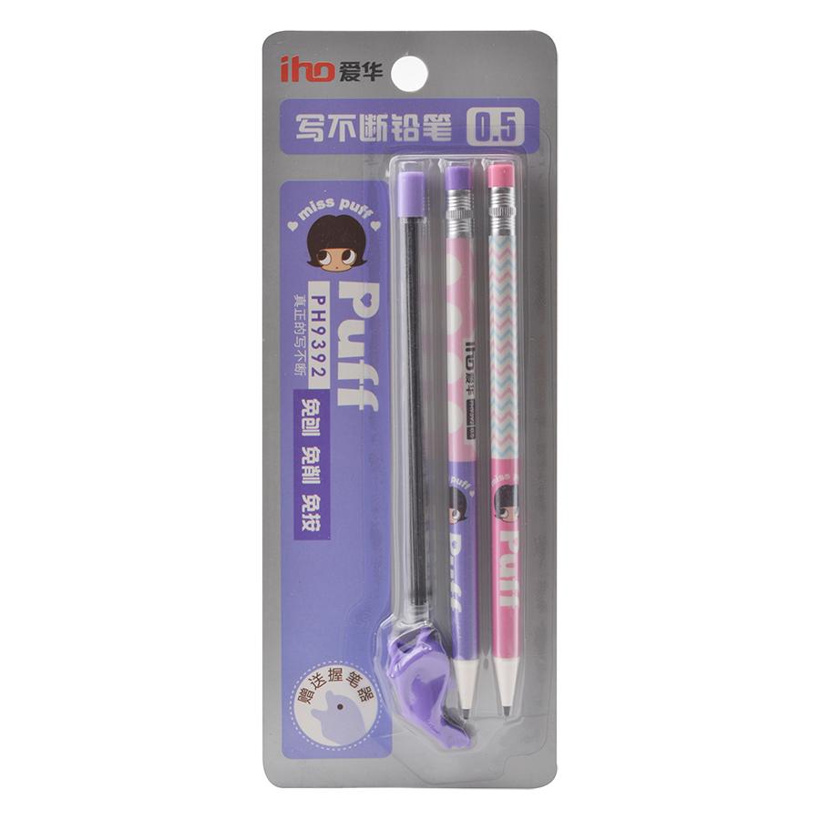 Bộ Viết Chì Tự Động Ph9392 (0.5mm) - 9440184 , 8955589359648 , 62_1002225 , 35000 , Bo-Viet-Chi-Tu-Dong-Ph9392-0.5mm-62_1002225 , tiki.vn , Bộ Viết Chì Tự Động Ph9392 (0.5mm)