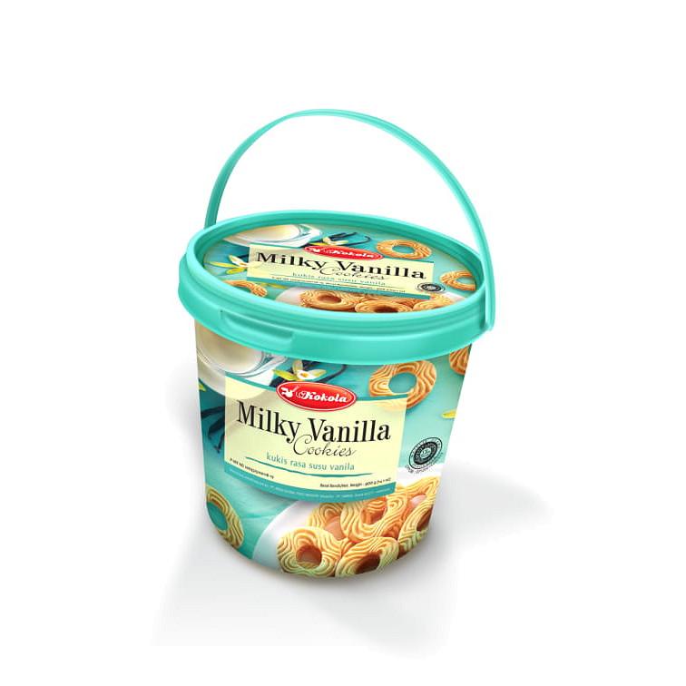 Bánh Quy Sữa Vani Kokola (400g)
