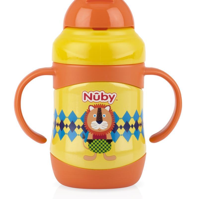 Bình uống nước giữ nhiệt bằng Inox 360 độ 2 chiều nóng lạnh dung tích 220ml