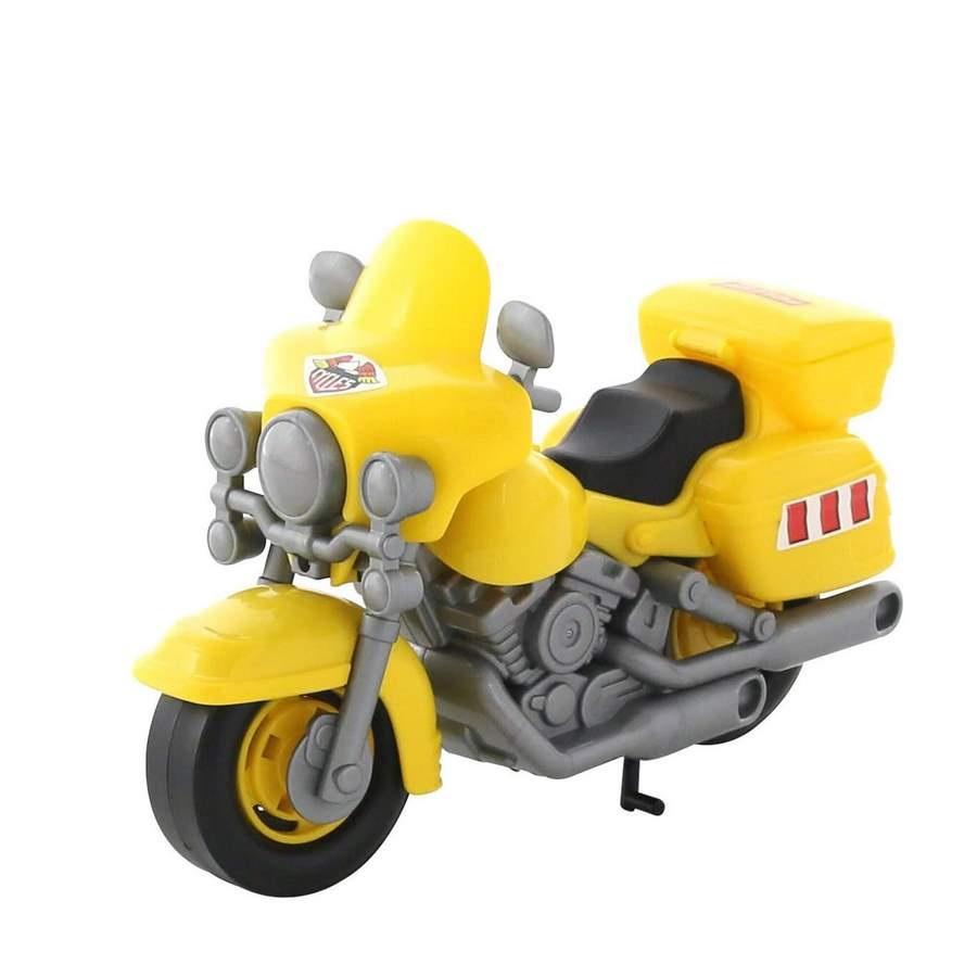 Xe mô tô cảnh sát Harley đồ chơi - Polesie Toys - 801755 , 1877133787639 , 62_10367686 , 169000 , Xe-mo-to-canh-sat-Harley-do-choi-Polesie-Toys-62_10367686 , tiki.vn , Xe mô tô cảnh sát Harley đồ chơi - Polesie Toys