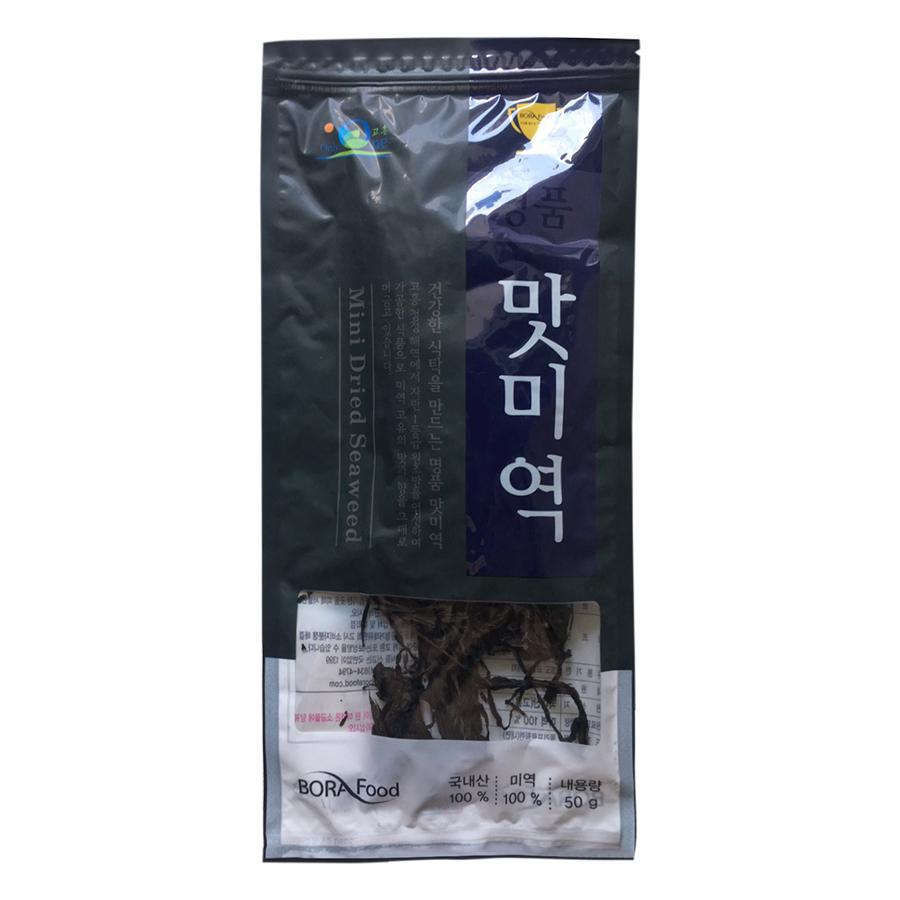 Rong Biển Nấu Canh Hàn Quốc 50G - 1574406 , 9415450082222 , 62_10284578 , 150000 , Rong-Bien-Nau-Canh-Han-Quoc-50G-62_10284578 , tiki.vn , Rong Biển Nấu Canh Hàn Quốc 50G