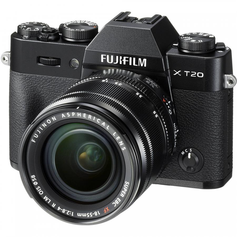 Máy Ảnh Fujifilm X-T20 kit XF18-55mm f2.8-4 + Tặng Thẻ Nhớ Sandisk 16GB Tốc Độ 48Mb/s Và Túi Đựng Máy Ảnh Fujifilm - 1140778 , 3683505434531 , 62_4439801 , 25990000 , May-Anh-Fujifilm-X-T20-kit-XF18-55mm-f2.8-4-Tang-The-Nho-Sandisk-16GB-Toc-Do-48Mb-s-Va-Tui-Dung-May-Anh-Fujifilm-62_4439801 , tiki.vn , Máy Ảnh Fujifilm X-T20 kit XF18-55mm f2.8-4 + Tặng Thẻ Nhớ Sandi