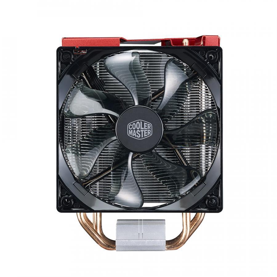 Tản nhiệt khí CPU Cooler Master Hyper 212 LED Turbo - Red Top Cover (Đỏ)
