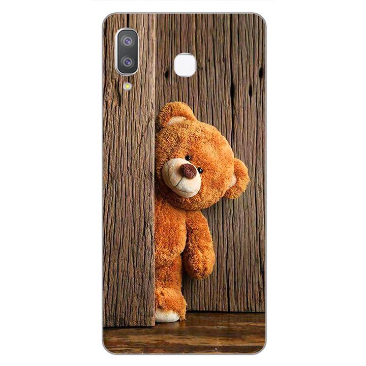Ốp lưng dành cho điện thoại Samsung Galaxy A7 2018/A750 - A8 STAR - A9 STAR - A50 - Teddy