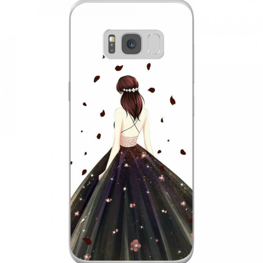 Ốp Lưng Cho Điện Thoại Samsung Galaxy S8 - Mẫu 528