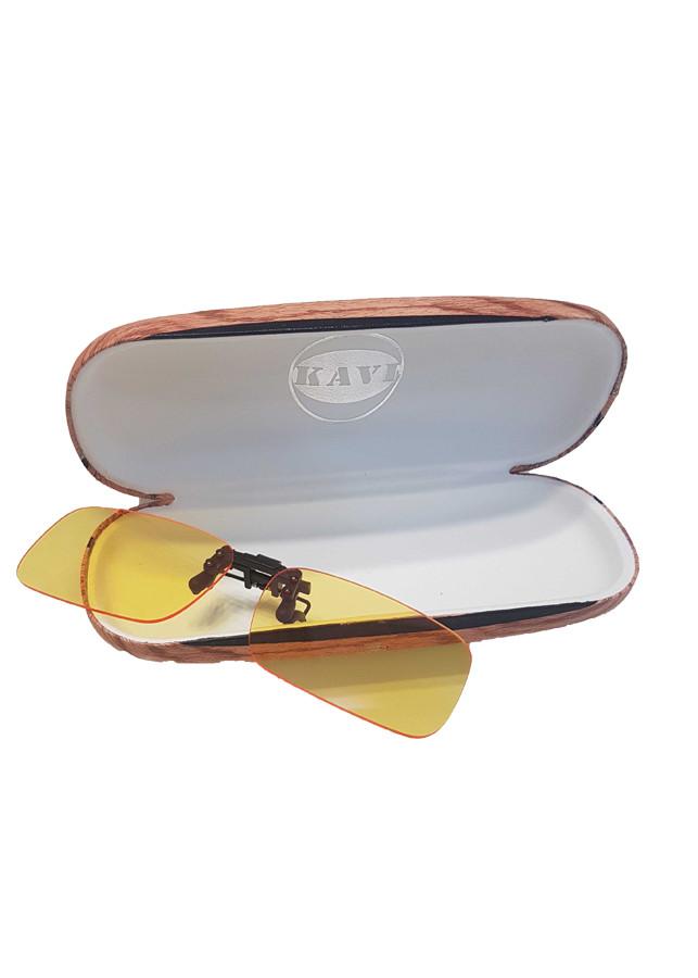Kẹp kính cận bảo vệ mắt chống ánh sáng xanh KV011