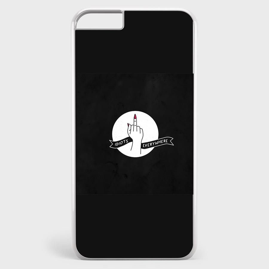 Ốp Lưng Dẻo Dành Cho Iphone 6 Plus In Hình Art Print 36