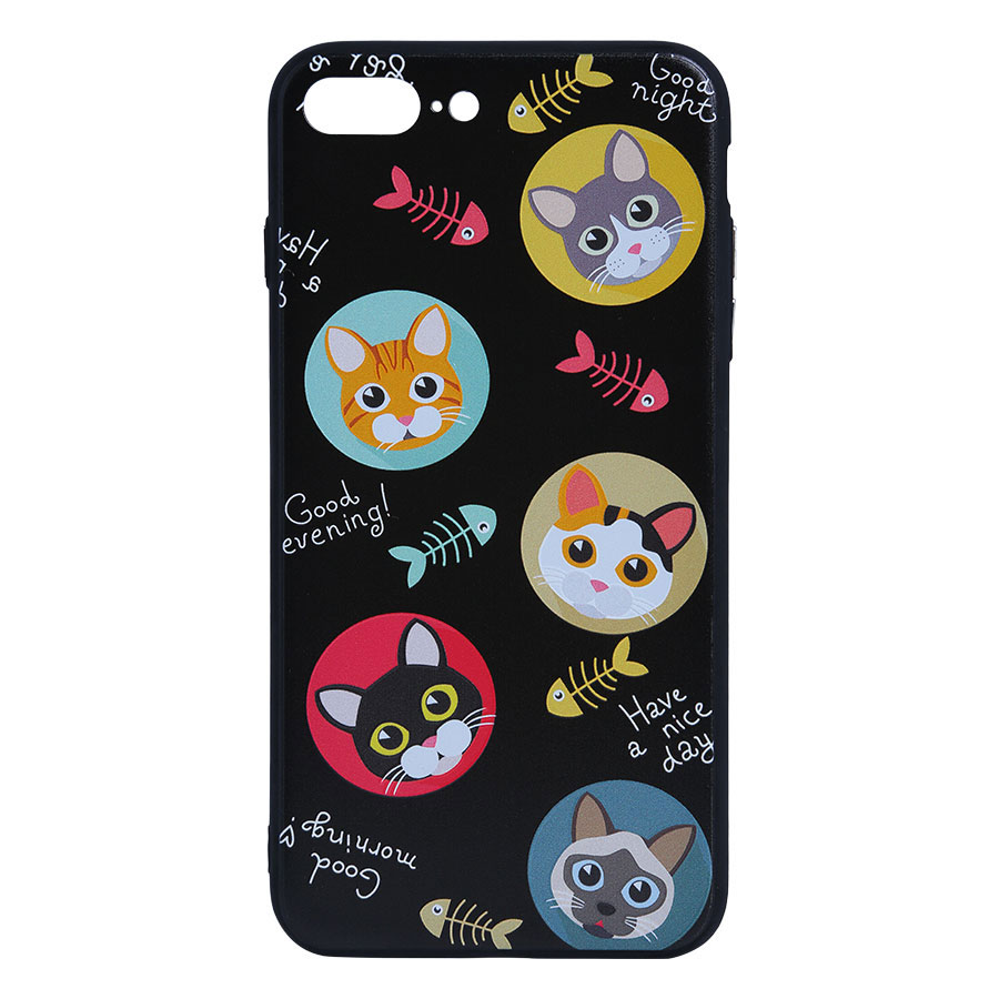 Ốp Lưng Cute iPhone 7 Plus - Hàng Chính Hãng