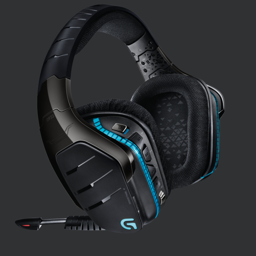 Tai nghe Logitech G933 Wireless 7.1 Gaming Headset - 1333282 , 2711165813098 , 62_10604232 , 4500000 , Tai-nghe-Logitech-G933-Wireless-7.1-Gaming-Headset-62_10604232 , tiki.vn , Tai nghe Logitech G933 Wireless 7.1 Gaming Headset