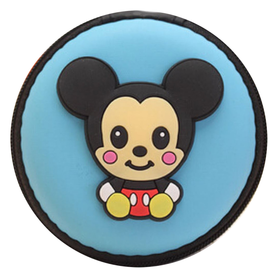 Bóp Tai Nghe Mickey - Hàng Nhập Khẩu