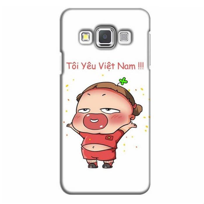 Ốp Lưng Dành Cho Samsung Galaxy A3 Quynh Aka 1