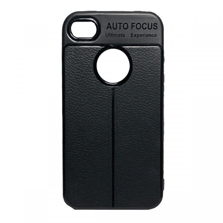 Ốp lưng Auto Focus dành cho Iphone 5 - Đen
