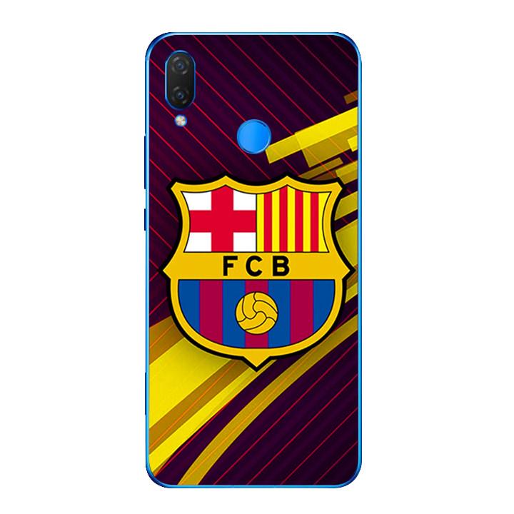 Ốp lưng dẻo cho điện thoại Huawei Y9 2019 - Clb Barcelona 01