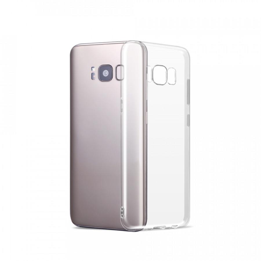 Ốp Lưng Chống Trầy Bám Bụi TPU Samsung GALAXY S8 Plus (6.2 inch)