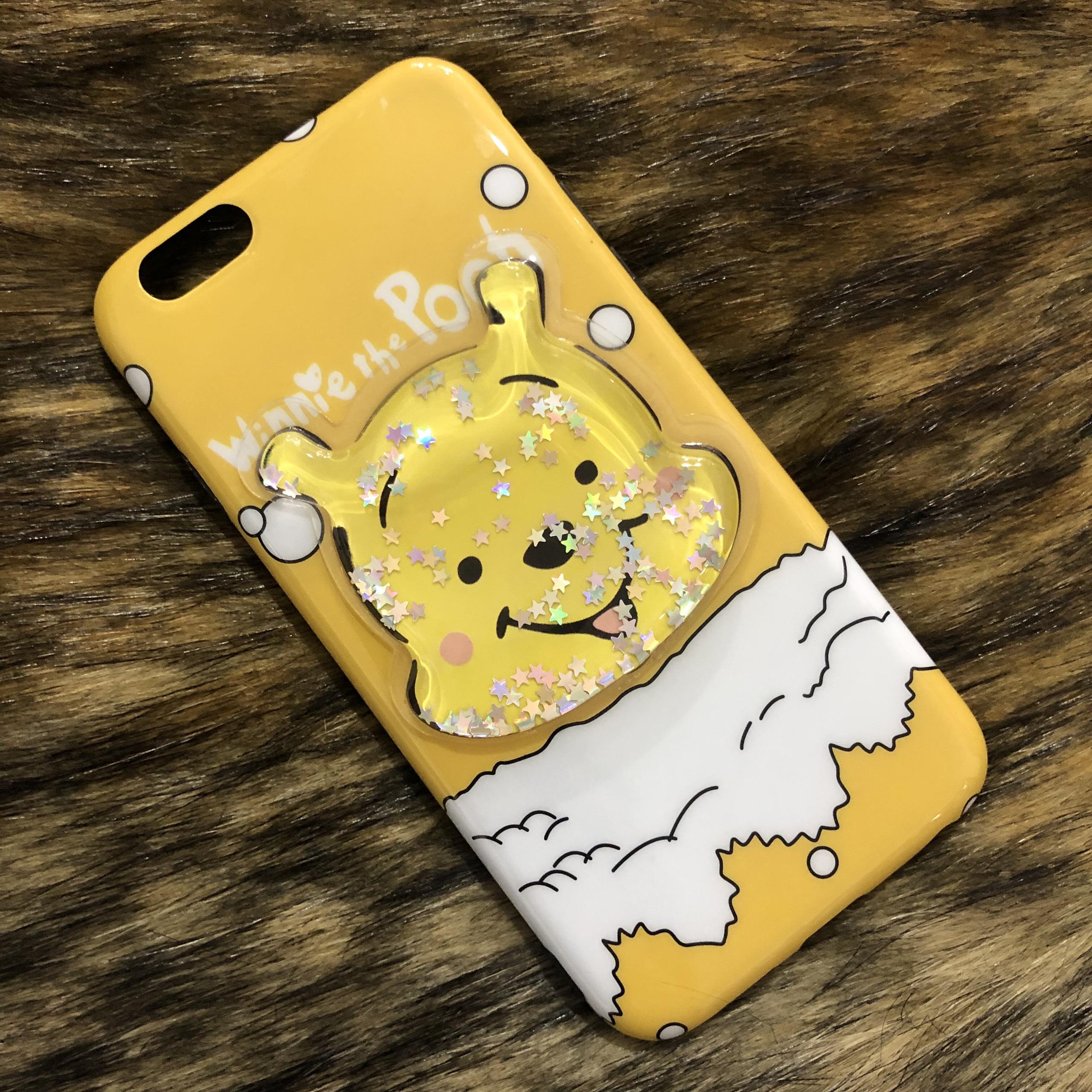 Ốp IMD Hàn Quốc Hình Gấu Dành Cho Iphone