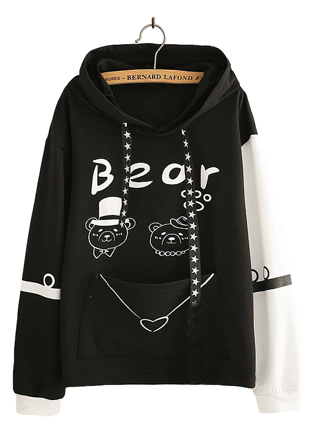 Áo Khoác Hoodie Nữ Bear 546 - 2191125 , 2128629395876 , 62_14061352 , 375000 , Ao-Khoac-Hoodie-Nu-Bear-546-62_14061352 , tiki.vn , Áo Khoác Hoodie Nữ Bear 546