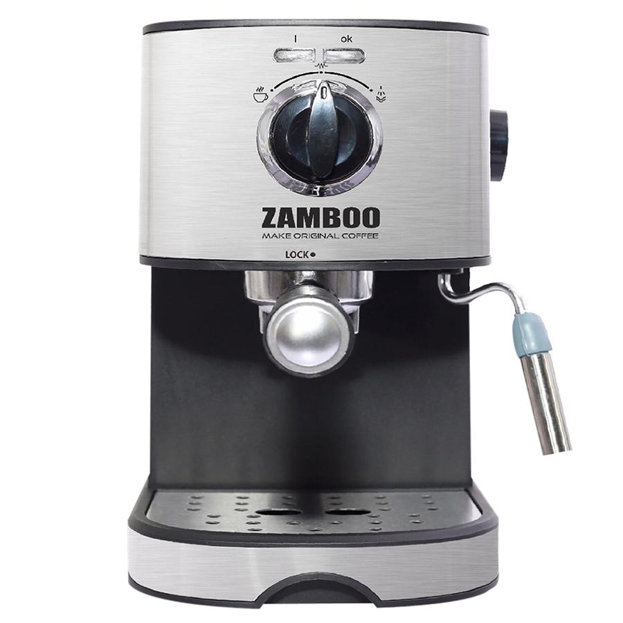 Máy Pha Cà Phê Espresso Zamboo ZB-86CF (1.2L)