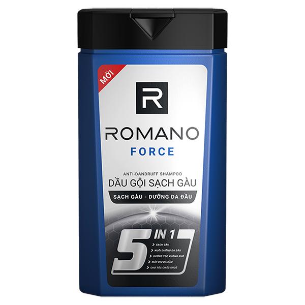 Dầu Gội sạch gàu Romano Force - 380g