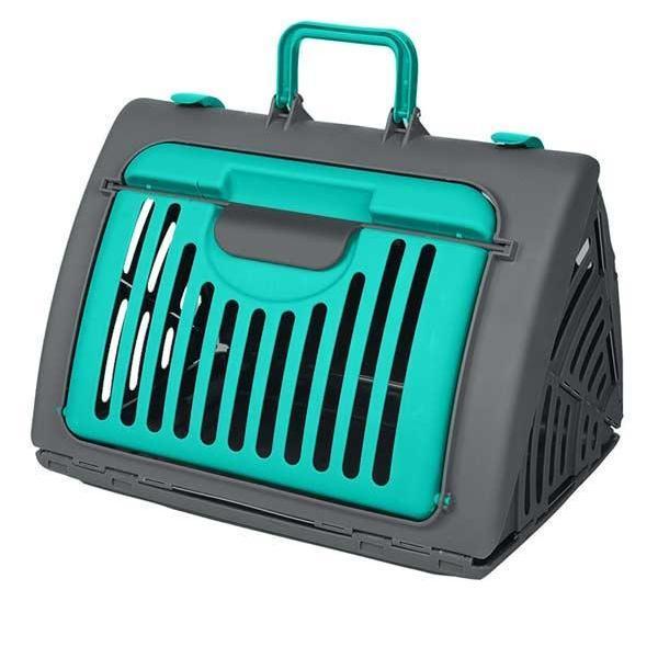 Hộp túi vận chuyển chó mèo du lịch - Màu ngẫu nhiên