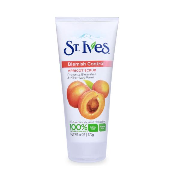 Sữa Rửa Mặt St.Ives Ngăn Ngừa Mụn Chiết Xuất Trái Mơ (170g)