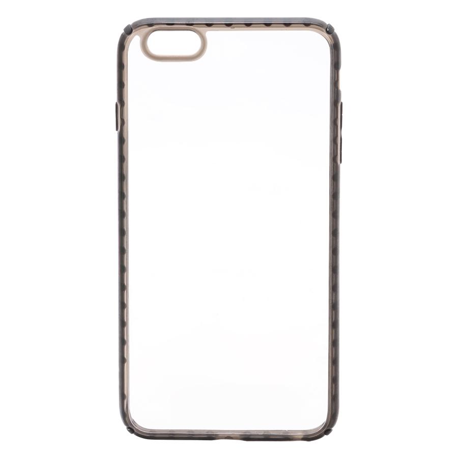 Ốp Lưng Dành Cho iPhone 6 Plus / 6S Plus Trong Suốt Viền Silicon Cao Cấp