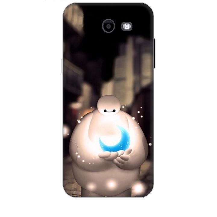 Ốp lưng dành cho điện thoại  SAMSUNG GALAXY J3 PRIME hình Big Hero Mẫu 05