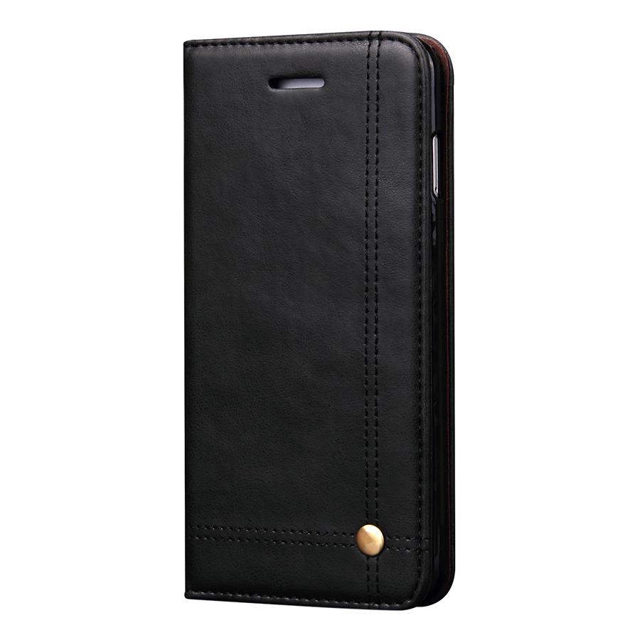 Ốp Lưng Da Kiêm Ví Dành Cho Điện Thoại Samsung Galaxy S9 Plus