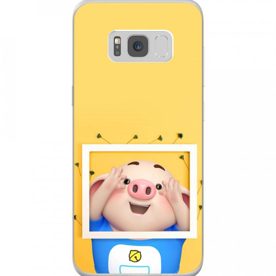 Ốp Lưng Cho Điện Thoại Samsung Galaxy S8 Plus - Mẫu aheocon 80