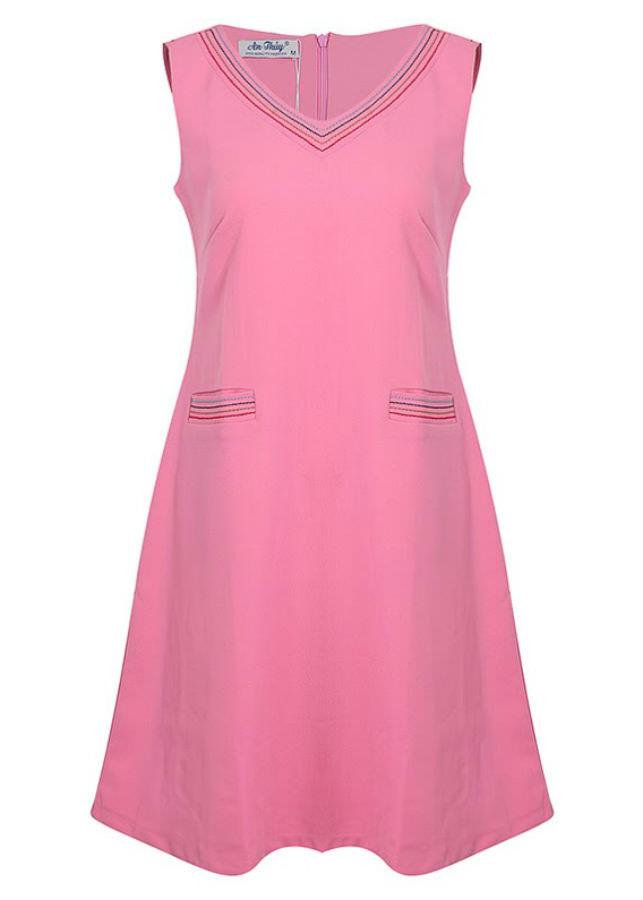 Đầm Kiểu Nữ An Thủy 570-M2 - Hồng