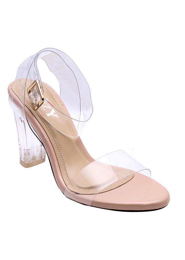 Giày sandal Mozy Quai trong gót trong MZSD032.1
