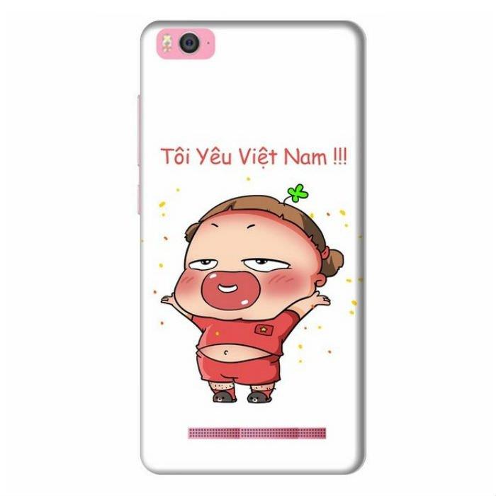 Ốp Lưng Dành Cho Xiaomi Mi 4C Quynh Aka 1
