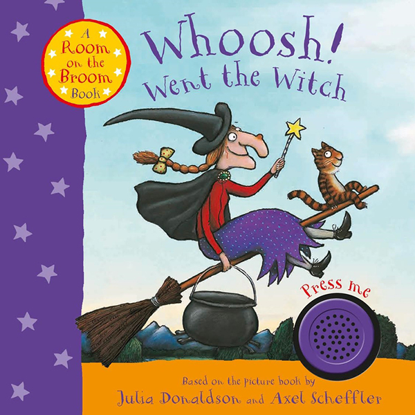 Whoosh! Went The Witch: A Room On The Broom Book - 970585 , 7021238217889 , 62_2376487 , 231000 , Whoosh-Went-The-Witch-A-Room-On-The-Broom-Book-62_2376487 , tiki.vn , Whoosh! Went The Witch: A Room On The Broom Book