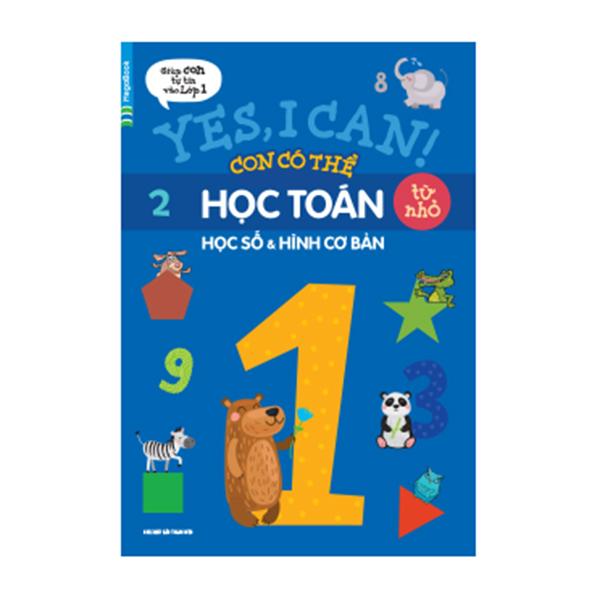 Yes, I Can! Con Có Thể Học Toán Từ Nhỏ - Học Số Và Hình Cơ Bản - 1421617 , 1872308378186 , 62_7294219 , 35000 , Yes-I-Can-Con-Co-The-Hoc-Toan-Tu-Nho-Hoc-So-Va-Hinh-Co-Ban-62_7294219 , tiki.vn , Yes, I Can! Con Có Thể Học Toán Từ Nhỏ - Học Số Và Hình Cơ Bản