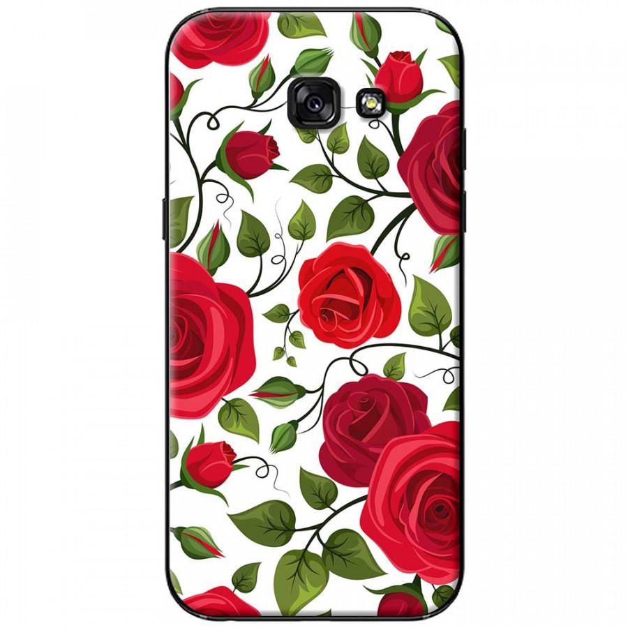 Ốp lưng  dành cho Samsung Galaxy A3 (2017) mẫu Bụi hoa hồng đỏ trắng - 20172791 , 9941766017837 , 62_21004539 , 150000 , Op-lung-danh-cho-Samsung-Galaxy-A3-2017-mau-Bui-hoa-hong-do-trang-62_21004539 , tiki.vn , Ốp lưng  dành cho Samsung Galaxy A3 (2017) mẫu Bụi hoa hồng đỏ trắng