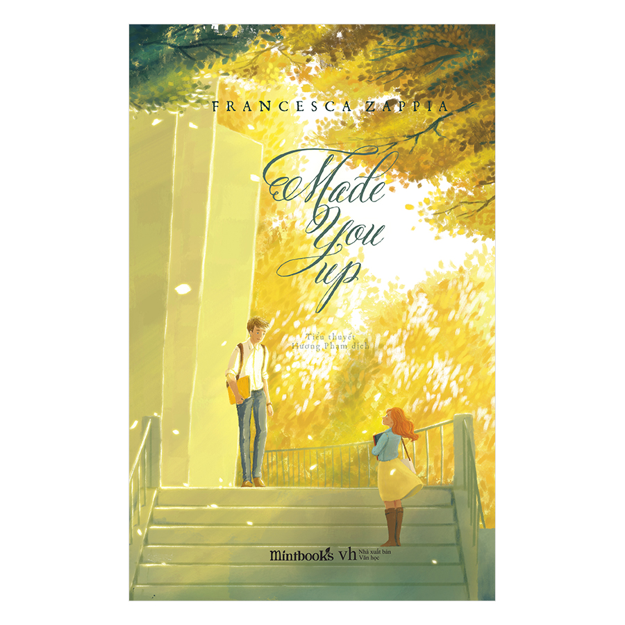 Made You Up - Tặng Kèm 1 Bookmark Và 3 Tấm Sticker