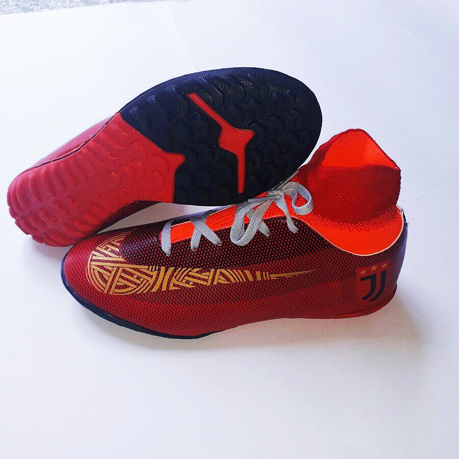 Giày đá bóng cao cổ sân cỏ nhân tạo CR7 (màu đỏ) - 2099296 , 8652112818947 , 62_13150686 , 310000 , Giay-da-bong-cao-co-san-co-nhan-tao-CR7-mau-do-62_13150686 , tiki.vn , Giày đá bóng cao cổ sân cỏ nhân tạo CR7 (màu đỏ)
