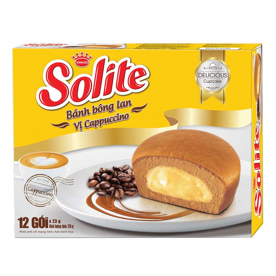 Bánh Bông Lan Kinh Đô Solite Vị Cappuccino (276g) - 1397452 , 3777964680186 , 62_6976707 , 50000 , Banh-Bong-Lan-Kinh-Do-Solite-Vi-Cappuccino-276g-62_6976707 , tiki.vn , Bánh Bông Lan Kinh Đô Solite Vị Cappuccino (276g)