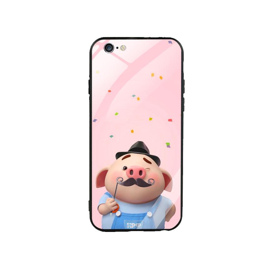 Ốp Lưng Kính Cường Lực cho điện thoại Iphone 6 Plus / 6s Plus - Pig Cute 08 - 1574517 , 6240067684742 , 62_14809796 , 250000 , Op-Lung-Kinh-Cuong-Luc-cho-dien-thoai-Iphone-6-Plus--6s-Plus-Pig-Cute-08-62_14809796 , tiki.vn , Ốp Lưng Kính Cường Lực cho điện thoại Iphone 6 Plus / 6s Plus - Pig Cute 08