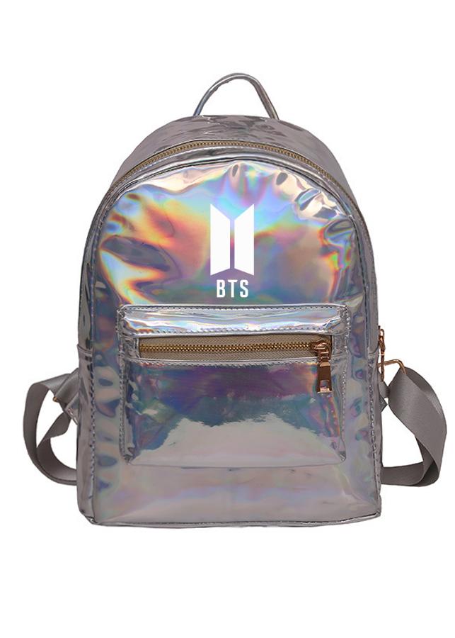 Balo BTS Hologram túi đựng laptop đi học thiết kế độc đáo