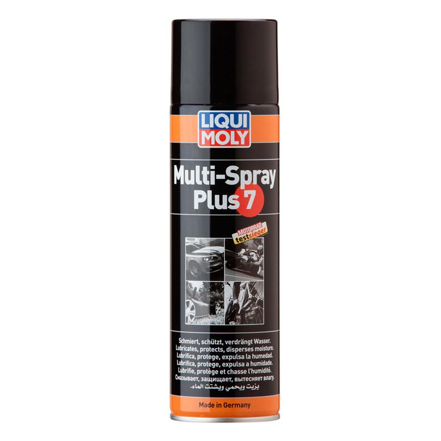 Chai Xịt Tẩy Gỉ Sét, Bôi Trơn Đa Năng Liqui Moly Multi-Spray Plus 7 3305 (500ml) - 1997551 , 5478360420540 , 62_3204283 , 170000 , Chai-Xit-Tay-Gi-Set-Boi-Tron-Da-Nang-Liqui-Moly-Multi-Spray-Plus-7-3305-500ml-62_3204283 , tiki.vn , Chai Xịt Tẩy Gỉ Sét, Bôi Trơn Đa Năng Liqui Moly Multi-Spray Plus 7 3305 (500ml)