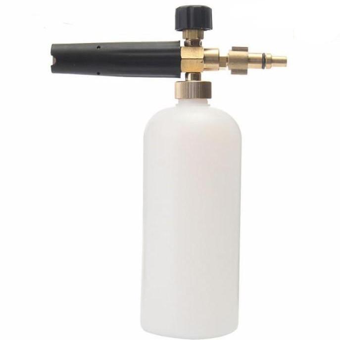 Bình xà phòng phun bọt tuyết dùng cho máy bơm xịt rửa ô tô - 804259 , 8506259945038 , 62_10130785 , 395000 , Binh-xa-phong-phun-bot-tuyet-dung-cho-may-bom-xit-rua-o-to-62_10130785 , tiki.vn , Bình xà phòng phun bọt tuyết dùng cho máy bơm xịt rửa ô tô