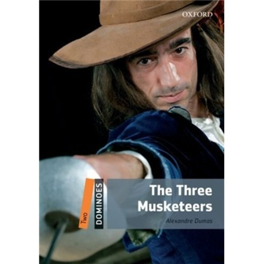 Dominoes Second Edition Level 2: Three Musketeers (Book+CD)
