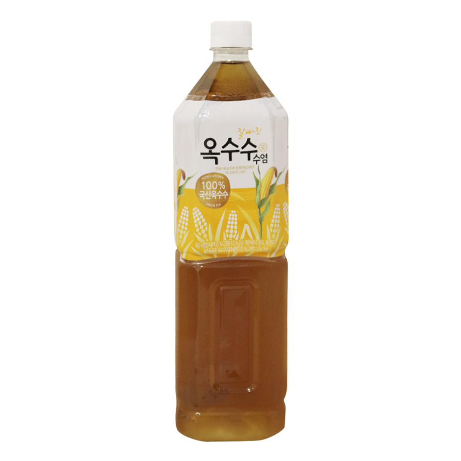 Nước Trà Râu Ngô WoongJin (1.5l)