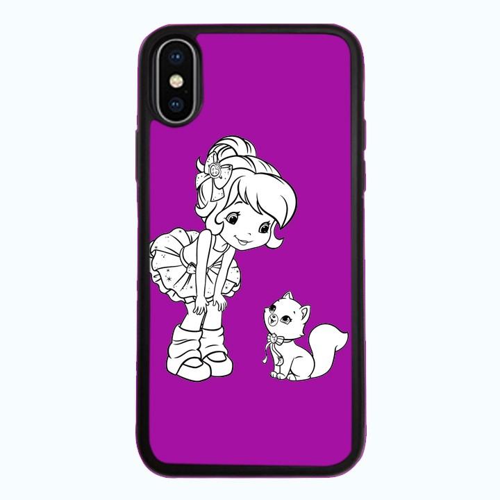 Ốp Lưng Kính Cường Lực Dành Cho Điện Thoại iPhone X Baby Strawberry Mẫu 7 - 1322930 , 4709189961565 , 62_5348733 , 250000 , Op-Lung-Kinh-Cuong-Luc-Danh-Cho-Dien-Thoai-iPhone-X-Baby-Strawberry-Mau-7-62_5348733 , tiki.vn , Ốp Lưng Kính Cường Lực Dành Cho Điện Thoại iPhone X Baby Strawberry Mẫu 7