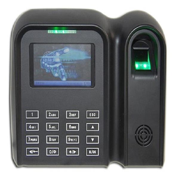 Máy chấm công vân tay + thẻ cảm ứng + usb Ronald Jack 6868