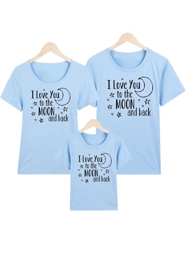 áo thun gia đình xanh I LOVE YOU TO THE MOON AND BACK -ATNK1106 - 7759940 , 3819362557780 , 62_15752104 , 300000 , ao-thun-gia-dinh-xanh-I-LOVE-YOU-TO-THE-MOON-AND-BACK-ATNK1106-62_15752104 , tiki.vn , áo thun gia đình xanh I LOVE YOU TO THE MOON AND BACK -ATNK1106