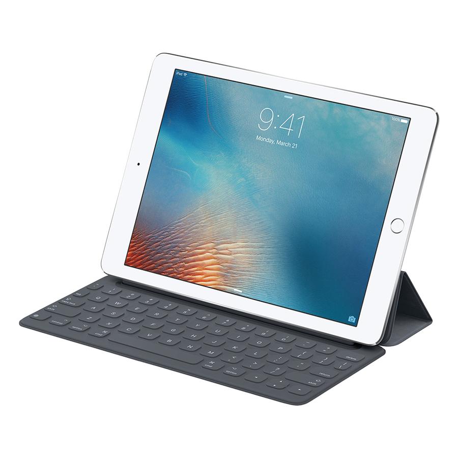 Bàn Phím Không Dây Apple Smart Keyboard Ipad Pro 9.7inch (Đen) - Hàng Nhập Khẩu