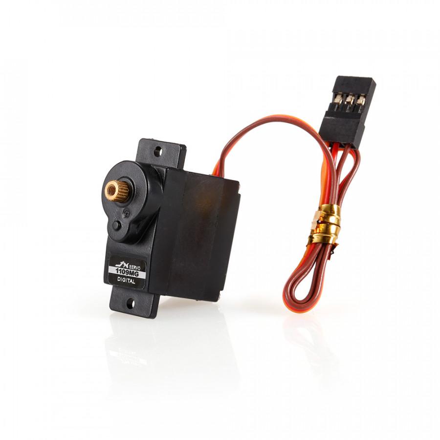 JX PDI-1109MG 4.8V-6V High-Voltage 0.10sec/60° 2.5kg Digital Metal Gear Mini Servo Aluminums Case for 1:18 RC Car - 7454350 , 2144133333364 , 62_15648843 , 341000 , JX-PDI-1109MG-4.8V-6V-High-Voltage-0.10sec-60-2.5kg-Digital-Metal-Gear-Mini-Servo-Aluminums-Case-for-118-RC-Car-62_15648843 , tiki.vn , JX PDI-1109MG 4.8V-6V High-Voltage 0.10sec/60° 2.5kg Digital Meta