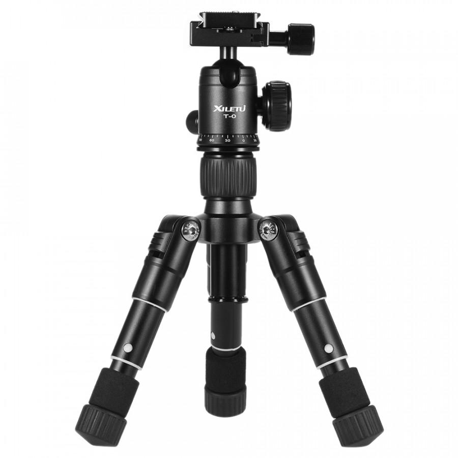Chân Máy Ảnh DSLR Mini Xiletu Cho Canon Nikon
