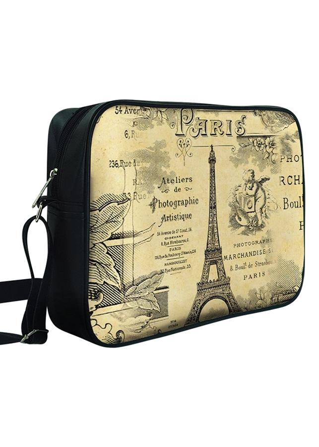 Túi Chéo Hộp Tháp Paris - TCVT017